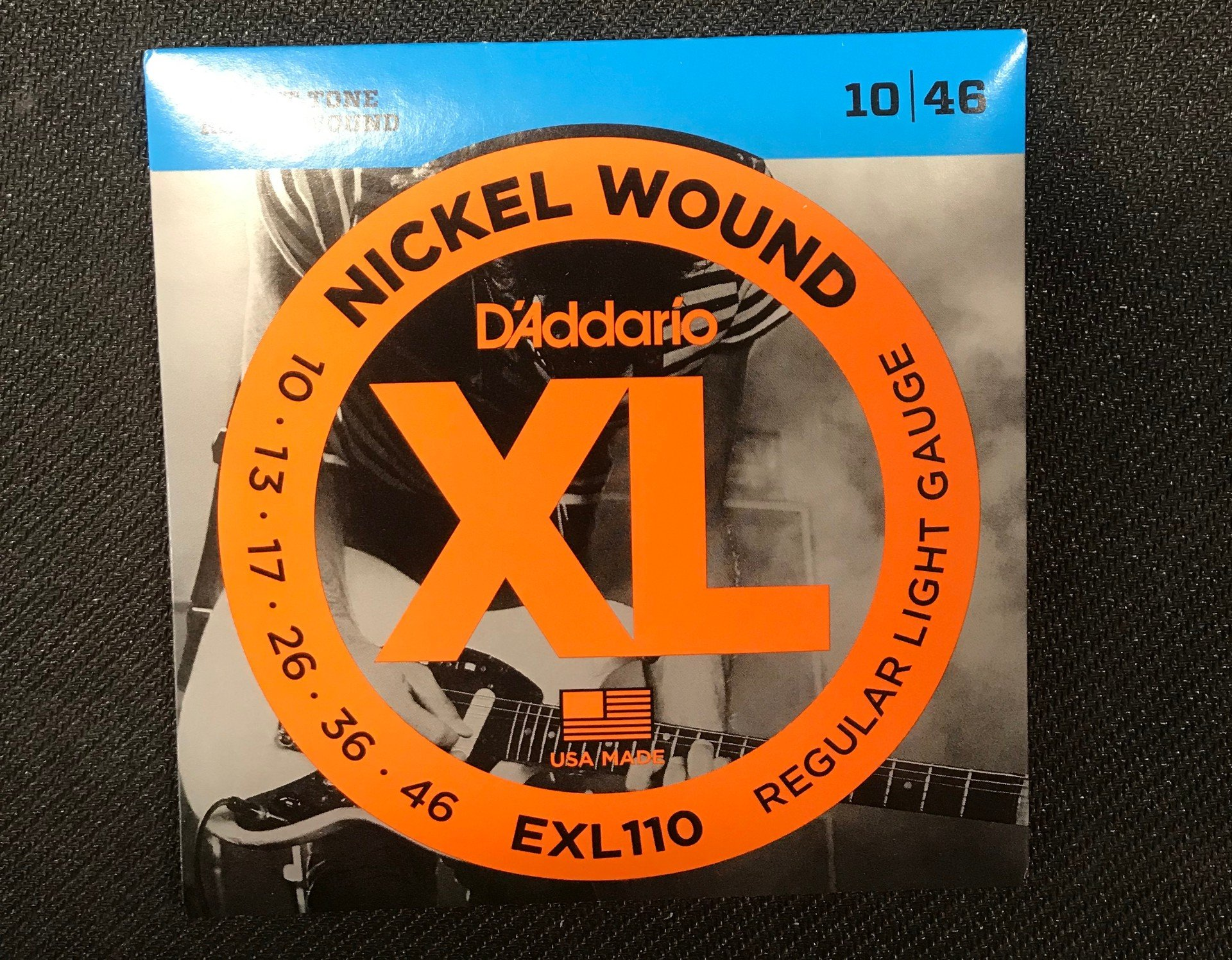 D'addario EXL110 Electric 10 - 46