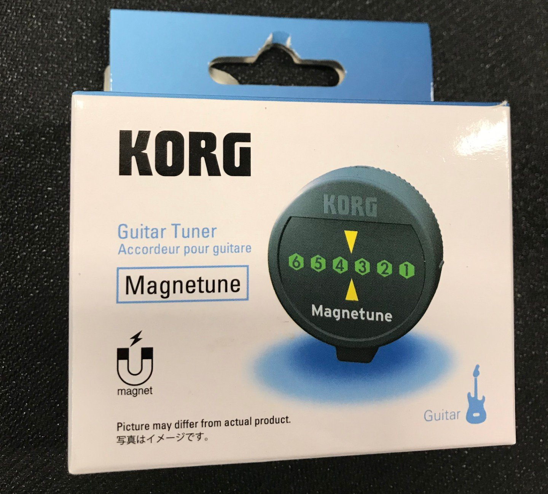 Korg MG-1 Magnetic Guitar Tuner