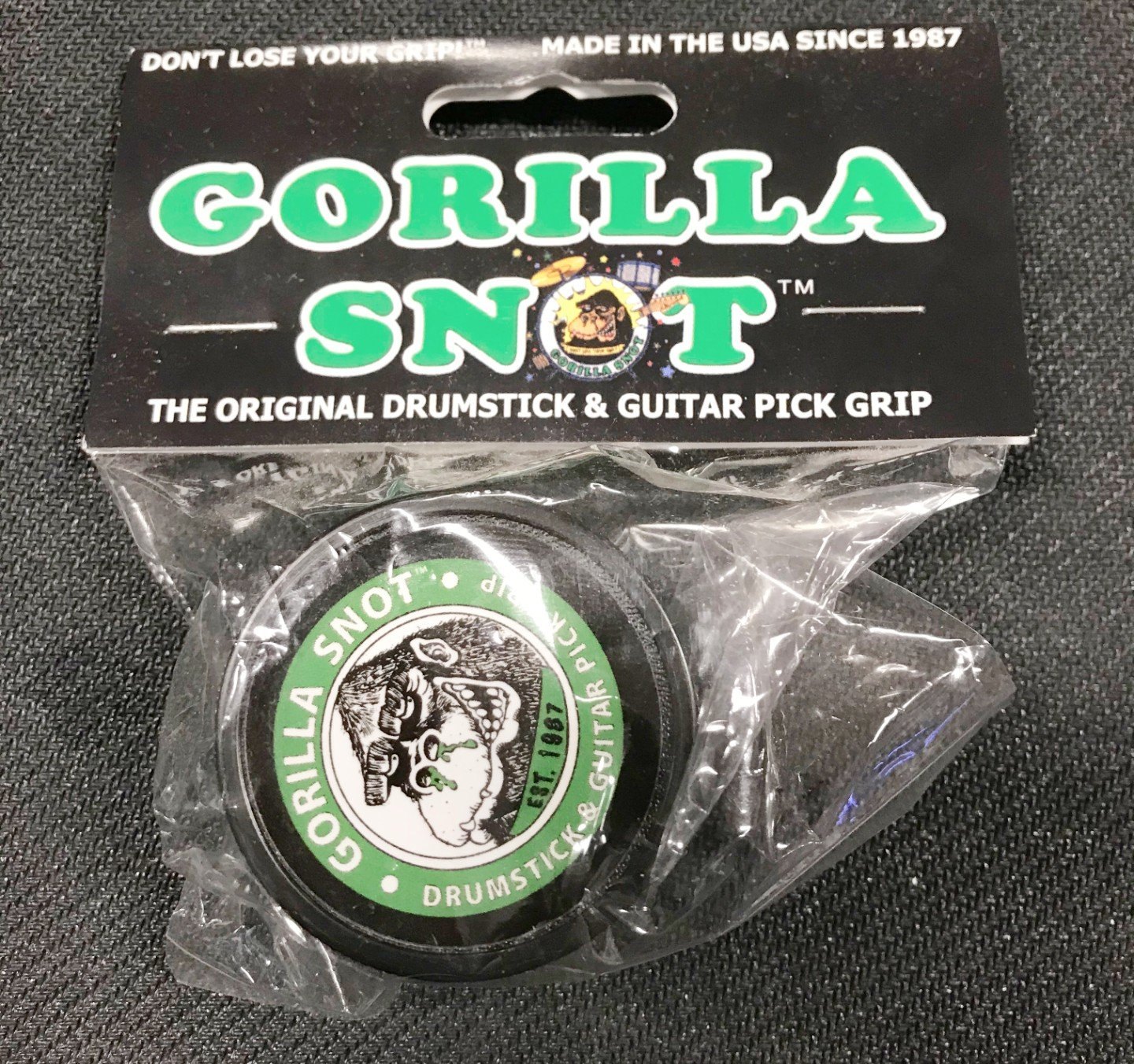 Gorilla Snot Drumstick and Pick Grip