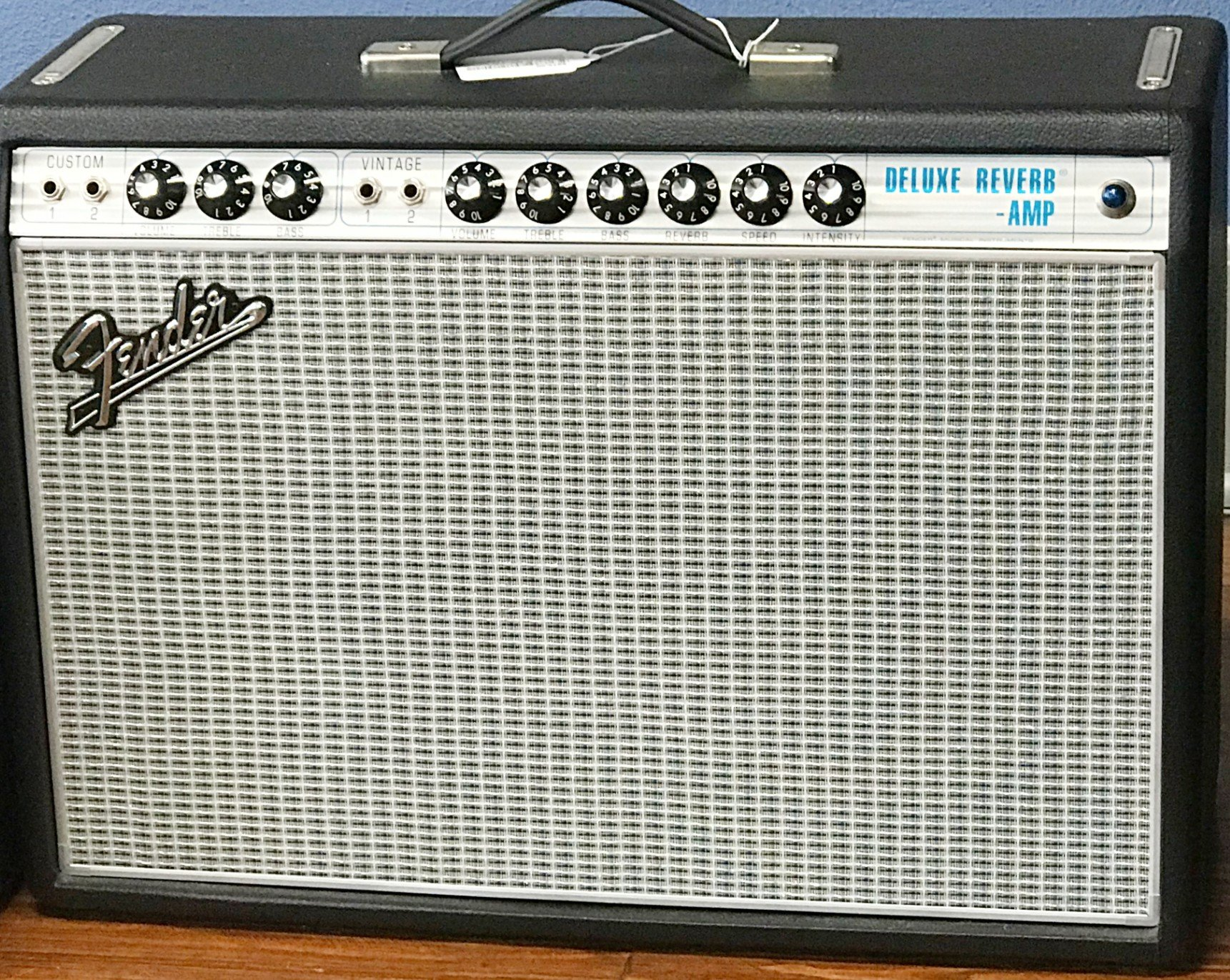 Used Fender Deluxe 68' Reissue