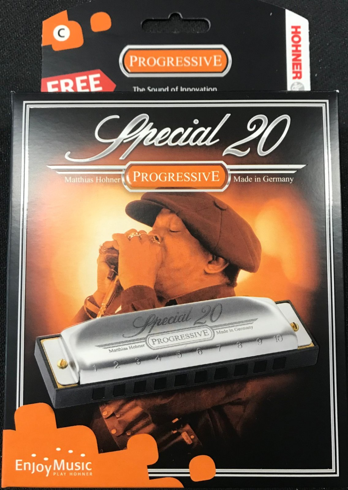 Hohner Harmonica special 20 Key of C