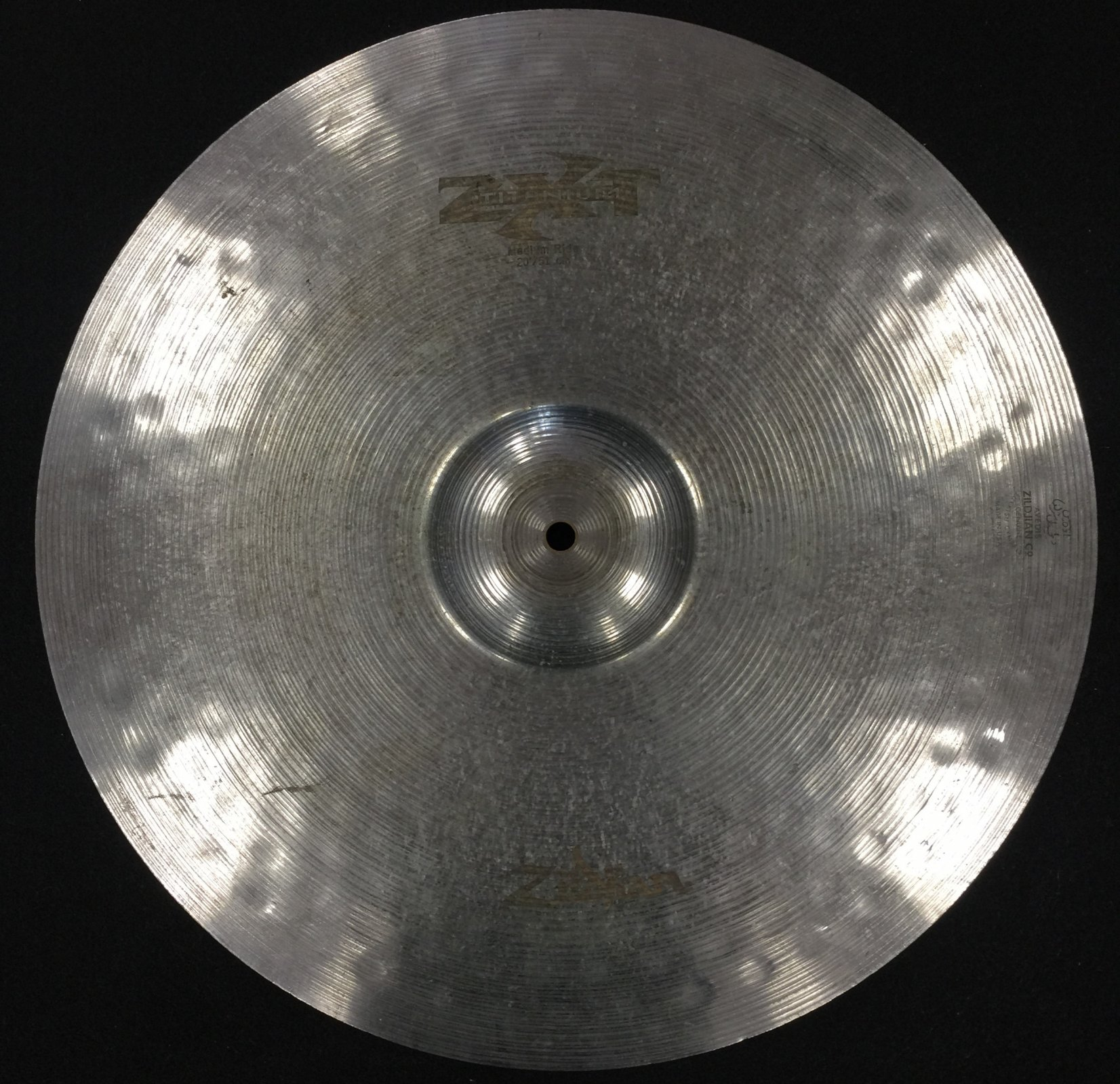 Used Ziljian Titanium Ride