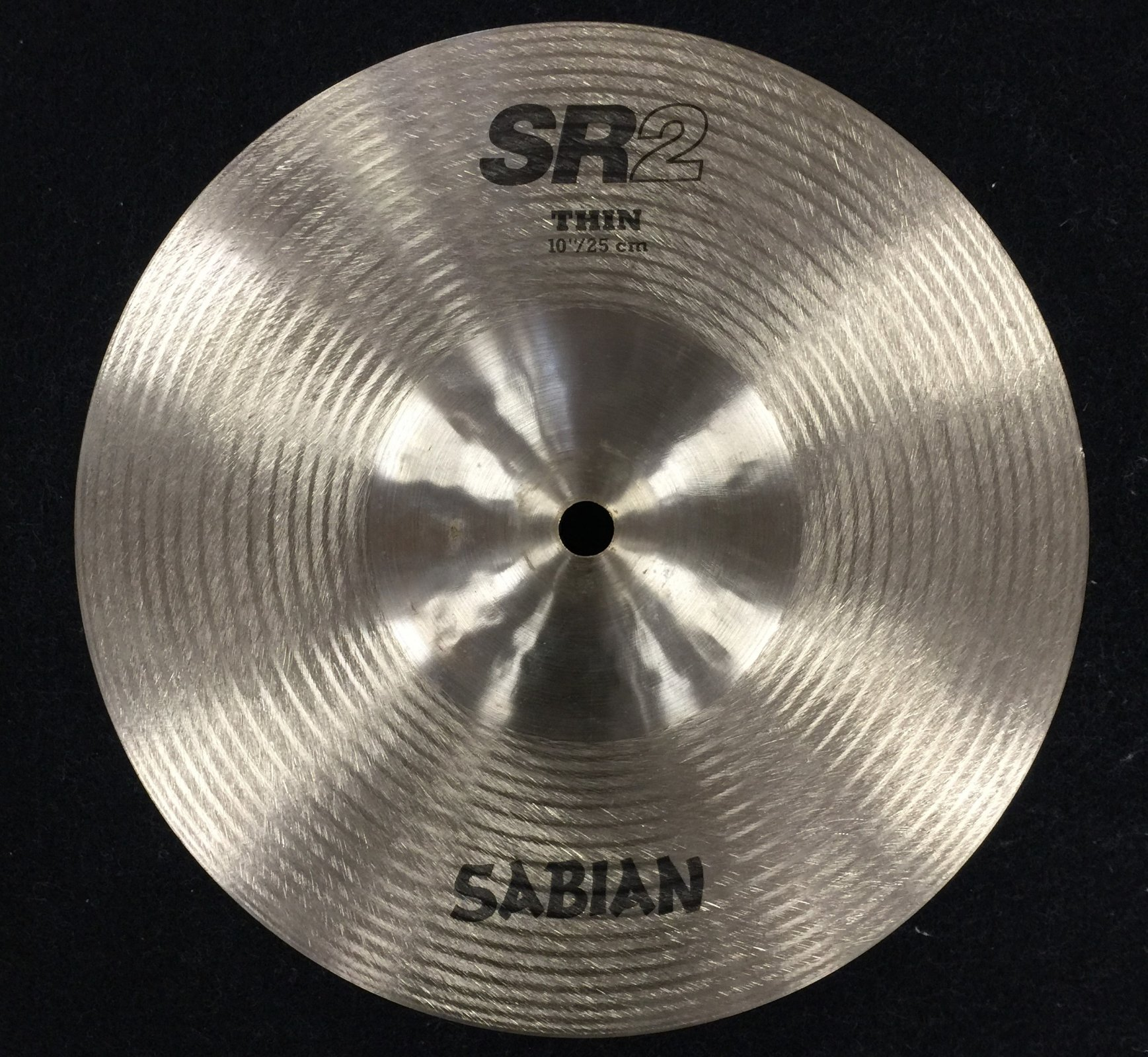 USED Sabian 10 SR2 Splash