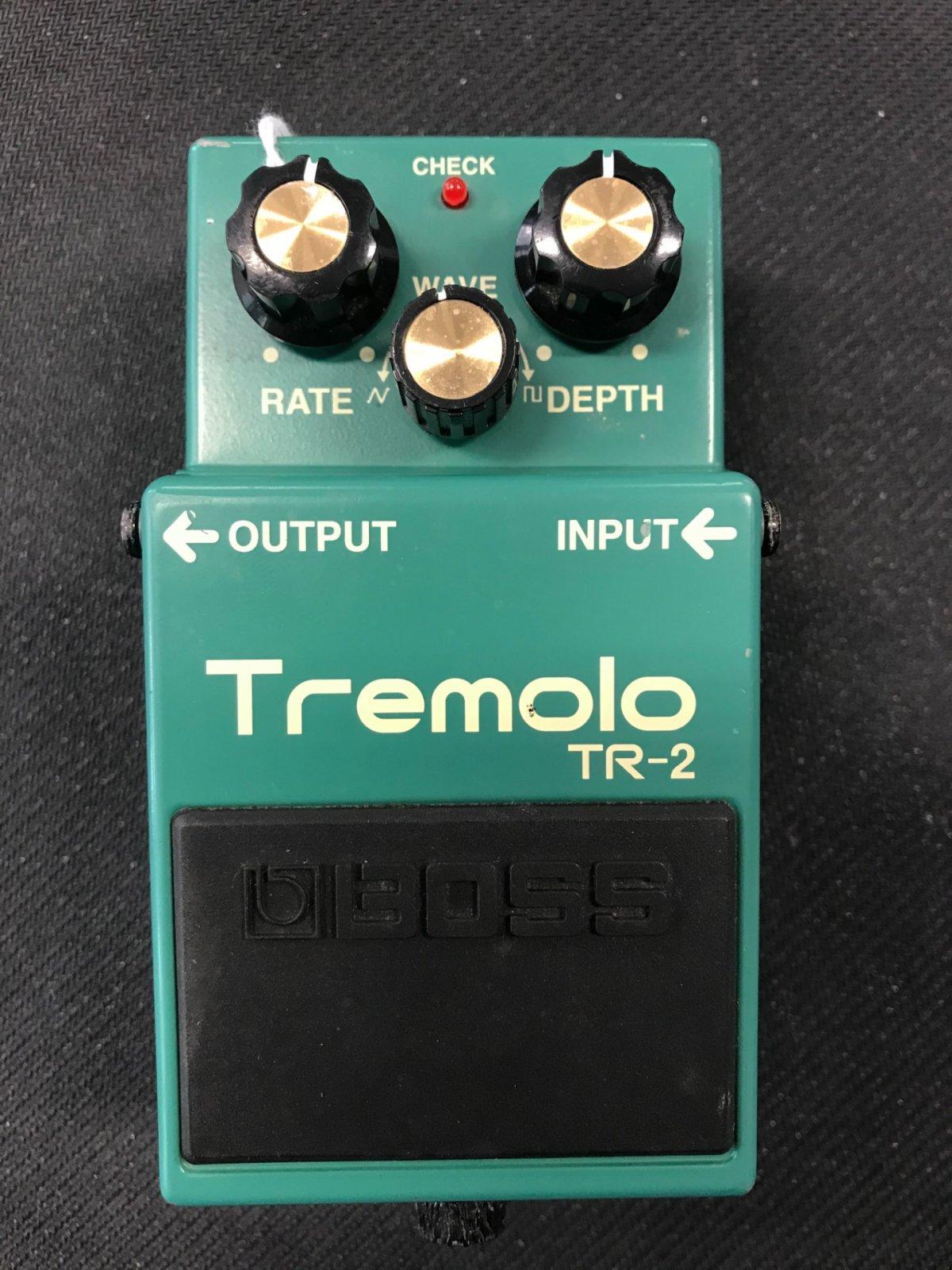 Used Boss TR-2 Tremolo
