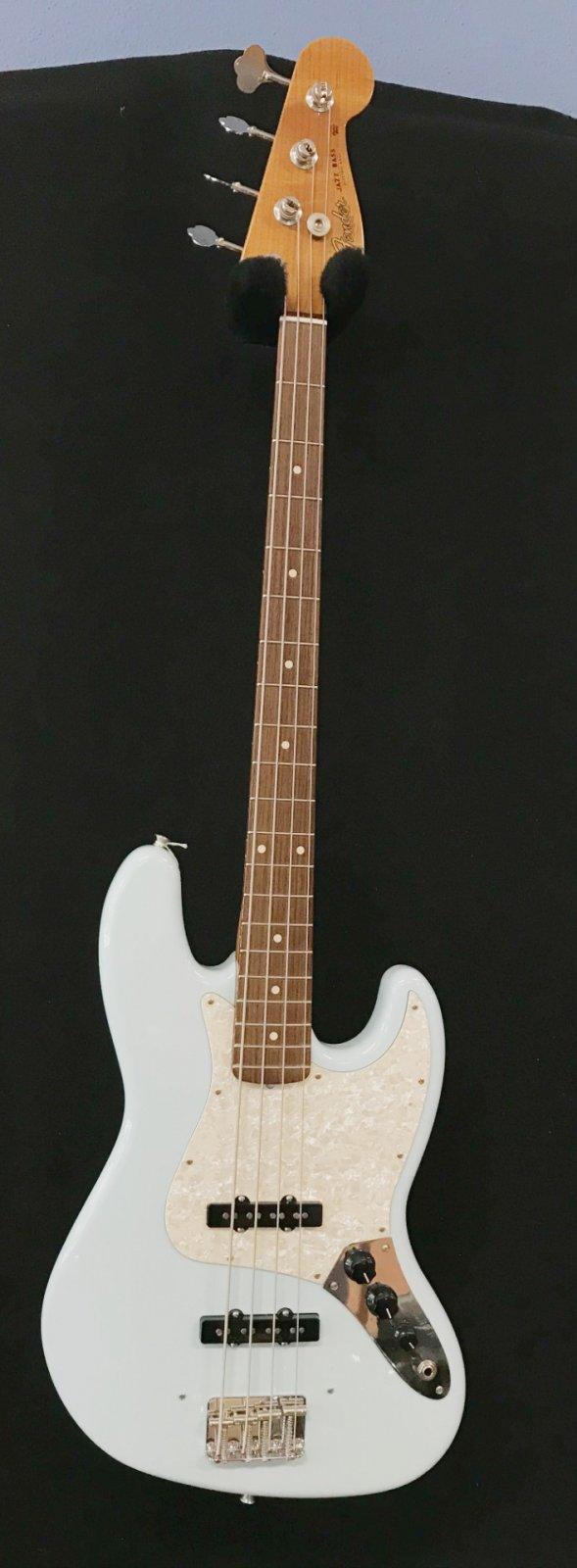 Used Fender NOS Custom Shop Jazz bass 64' RI