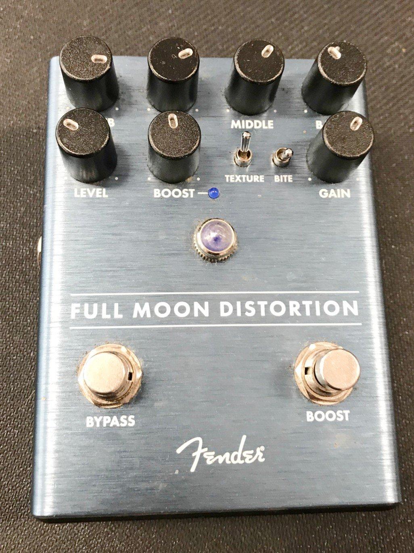 Used Fender Full Moon Distortion
