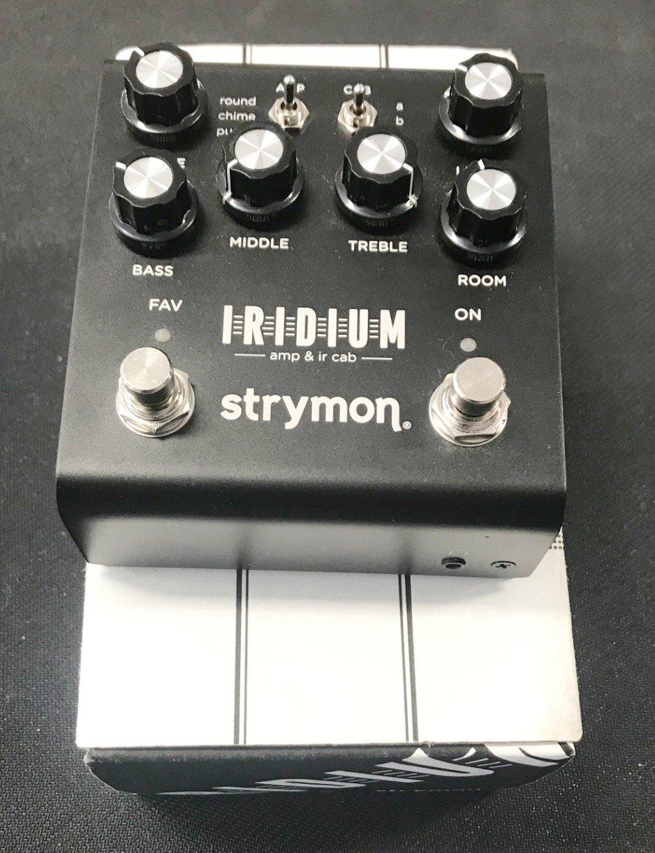 Used Strymon Iridium