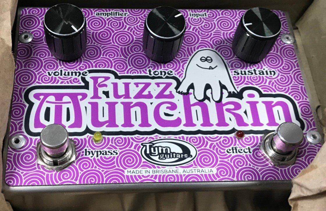 Used Fuzz Munchkin