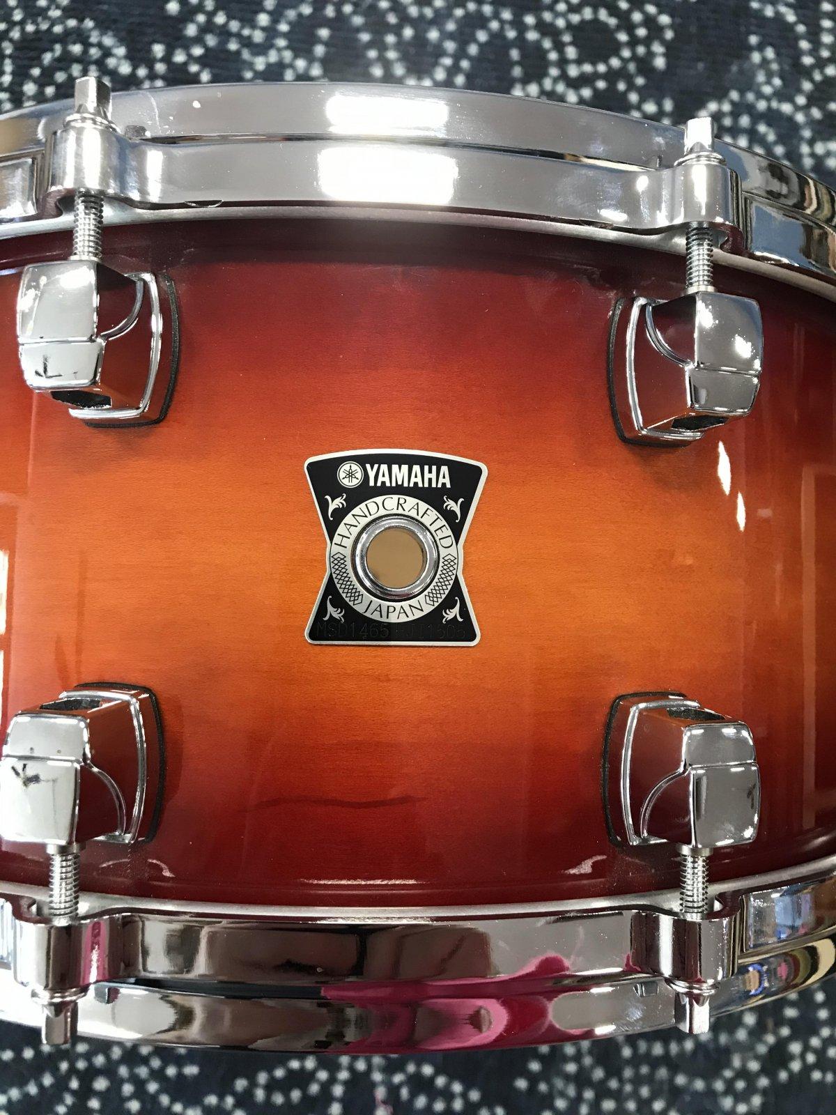 Yamaha 14 x 6.5 Sensitive Series Maple Snare Drum
