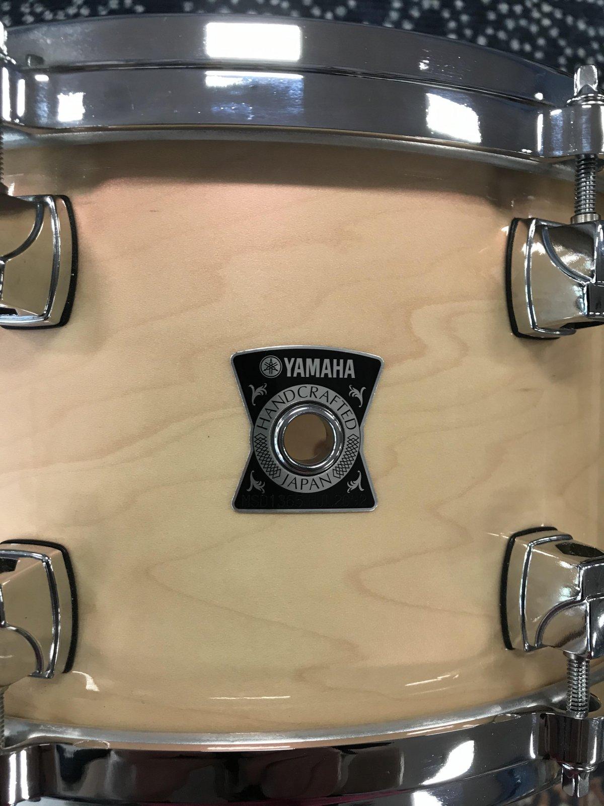 Yamaha 13 x 6.5 Sensitive Series Maple Snare Drum