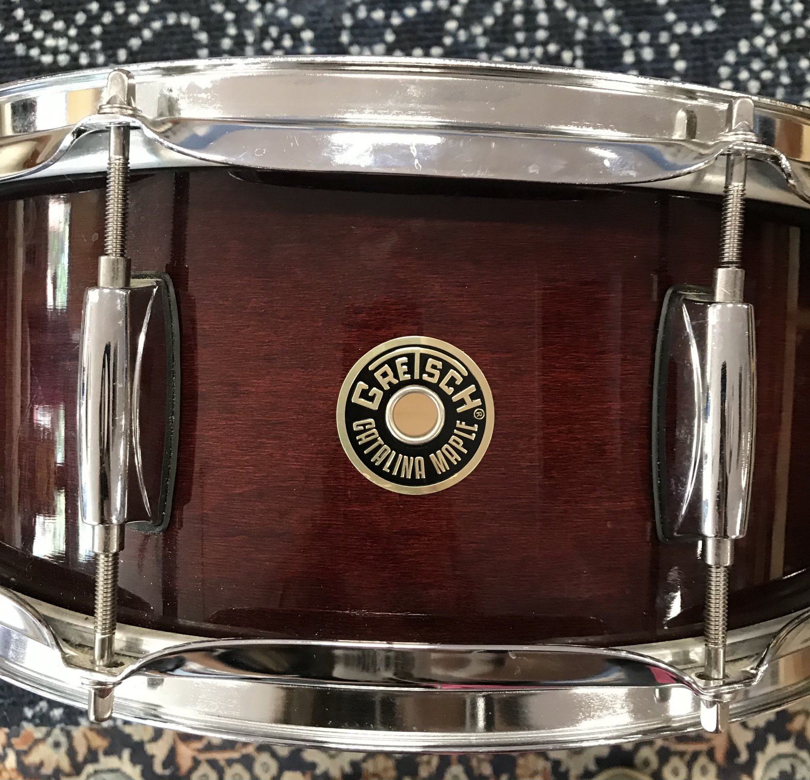 Used Gretsch Catalina Maple Snare