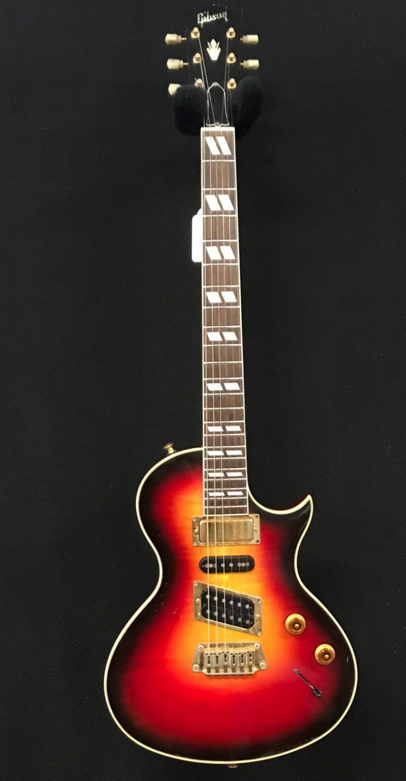 Used 1996 Gibson Nighthawk standard ST-3