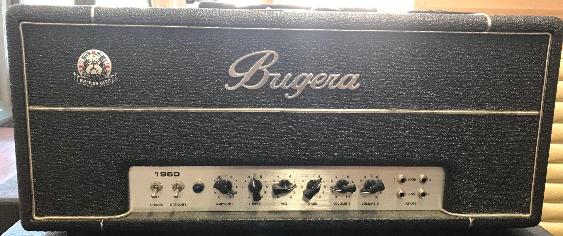 Used Bugera 1960 4x12 cab