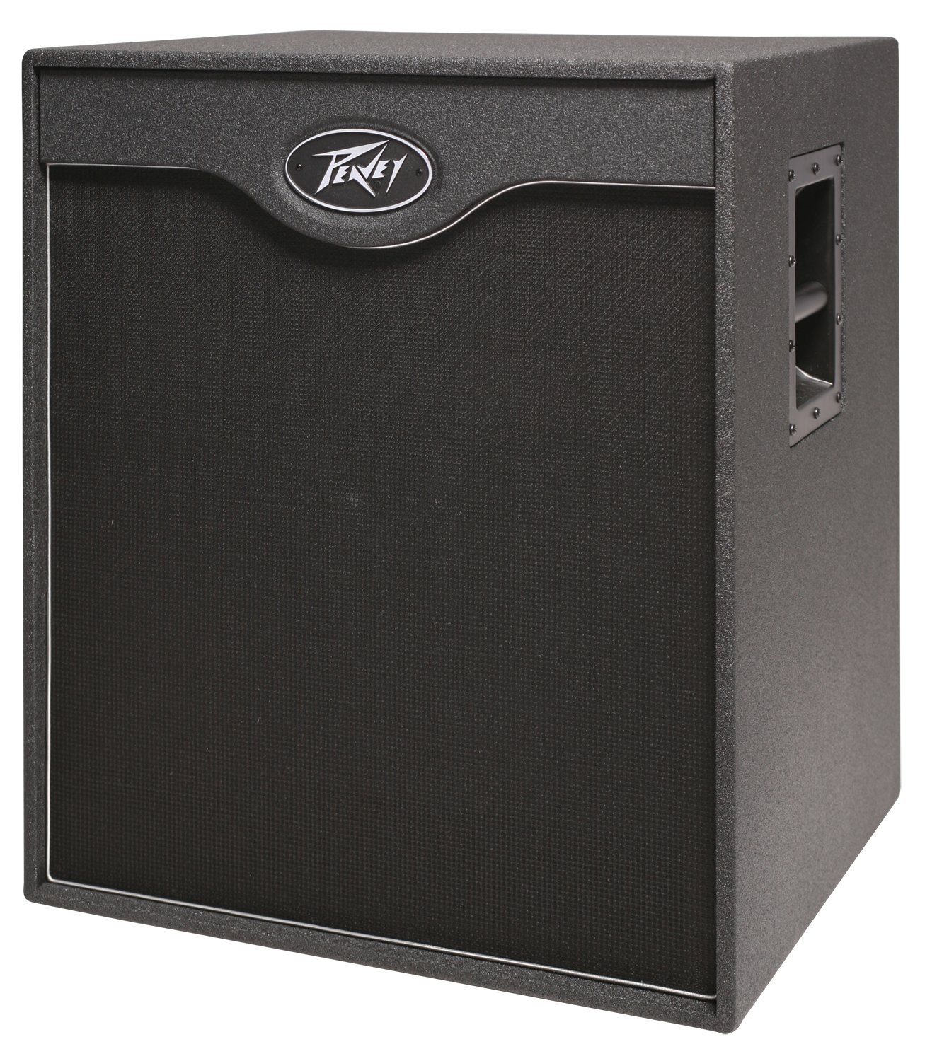 The VB 410 Bass Cabinet showcases Peavey's specially designed custom 4x10'' ceramic-magnetic loud speakers along with a 1'' dynamic horn tweeter with level control. The VB 410 also can handle up to 800 watts of program power and 1600 watts peak. With t...