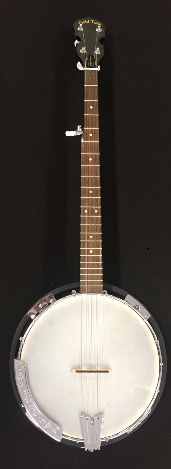Gold Tone cripple creek resonator banjo