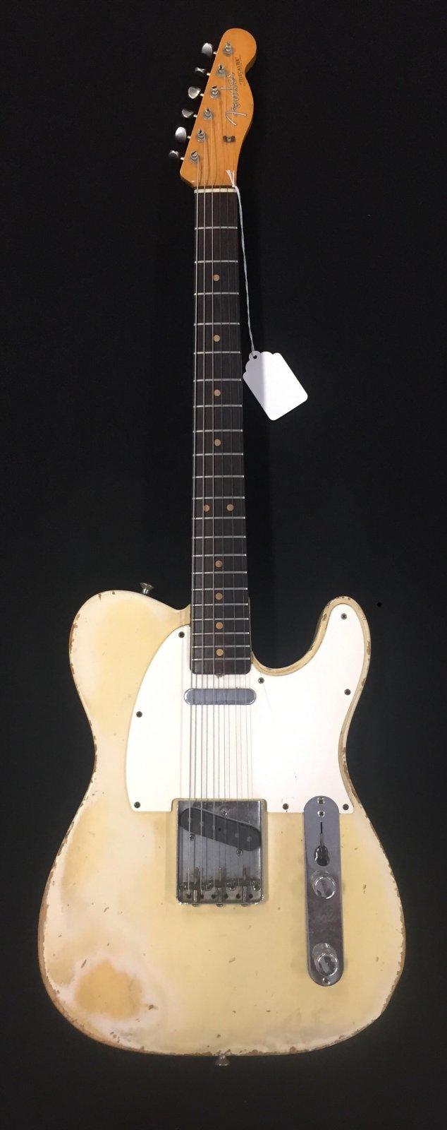 Fender Telecaster vintage 1963