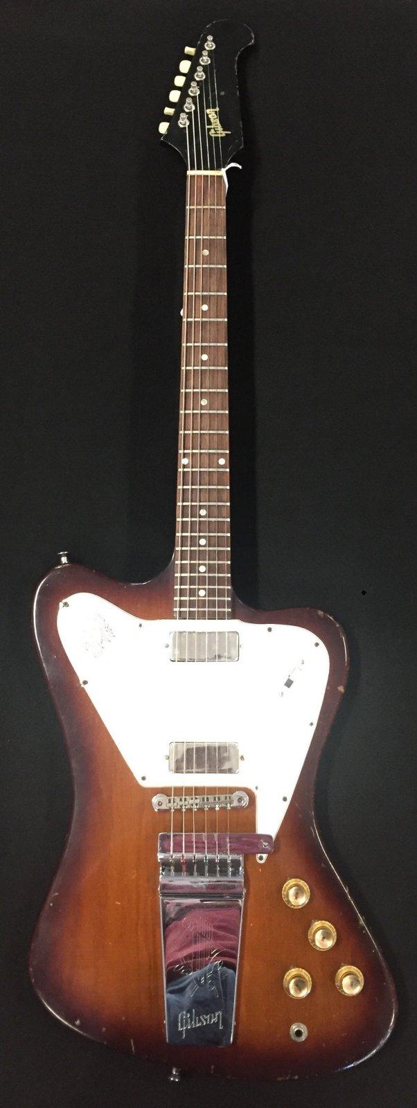 Gibson Firebird III reverse  vintage 1965