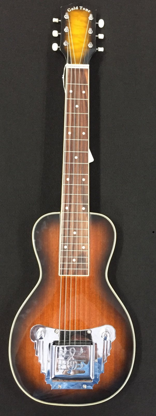 Gold Tone LS6 traditional lap steel guitar