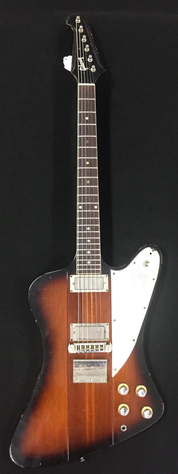 Gibson Firebird V vintage 1963