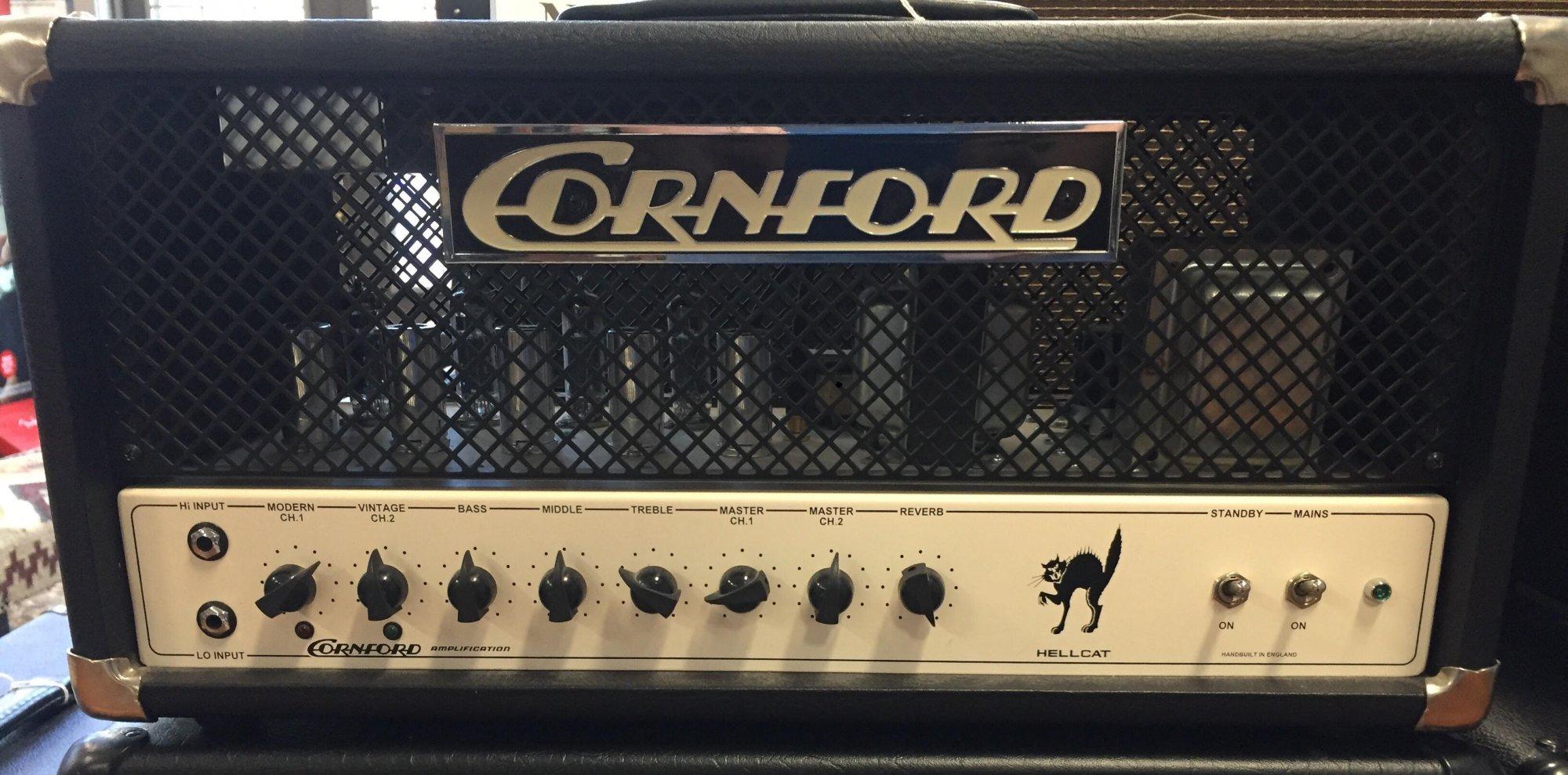 Consignment Ken Cornford Hellcat