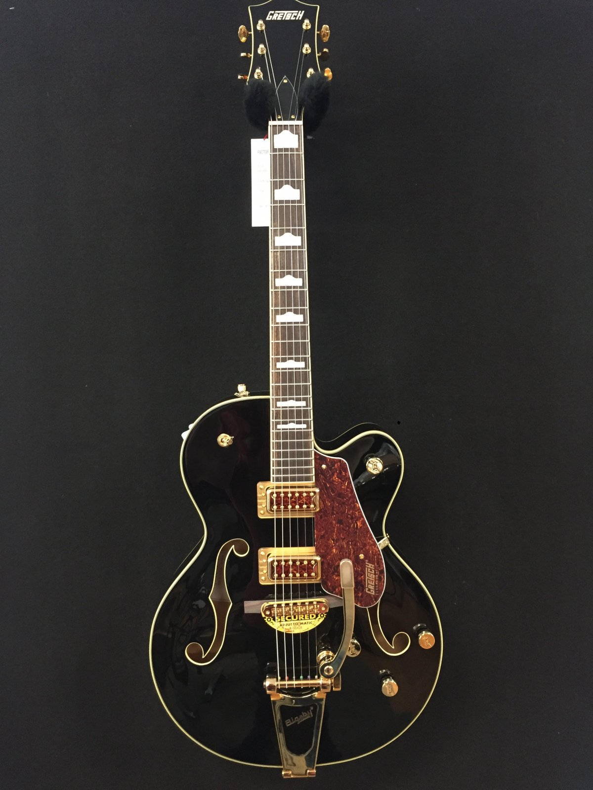 Gretsch G5420TG Limited Edition Electromatic  black