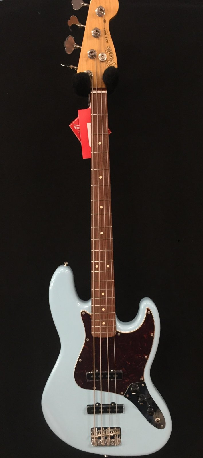 Fender Vintera 60's Jazz Bass PF DPB