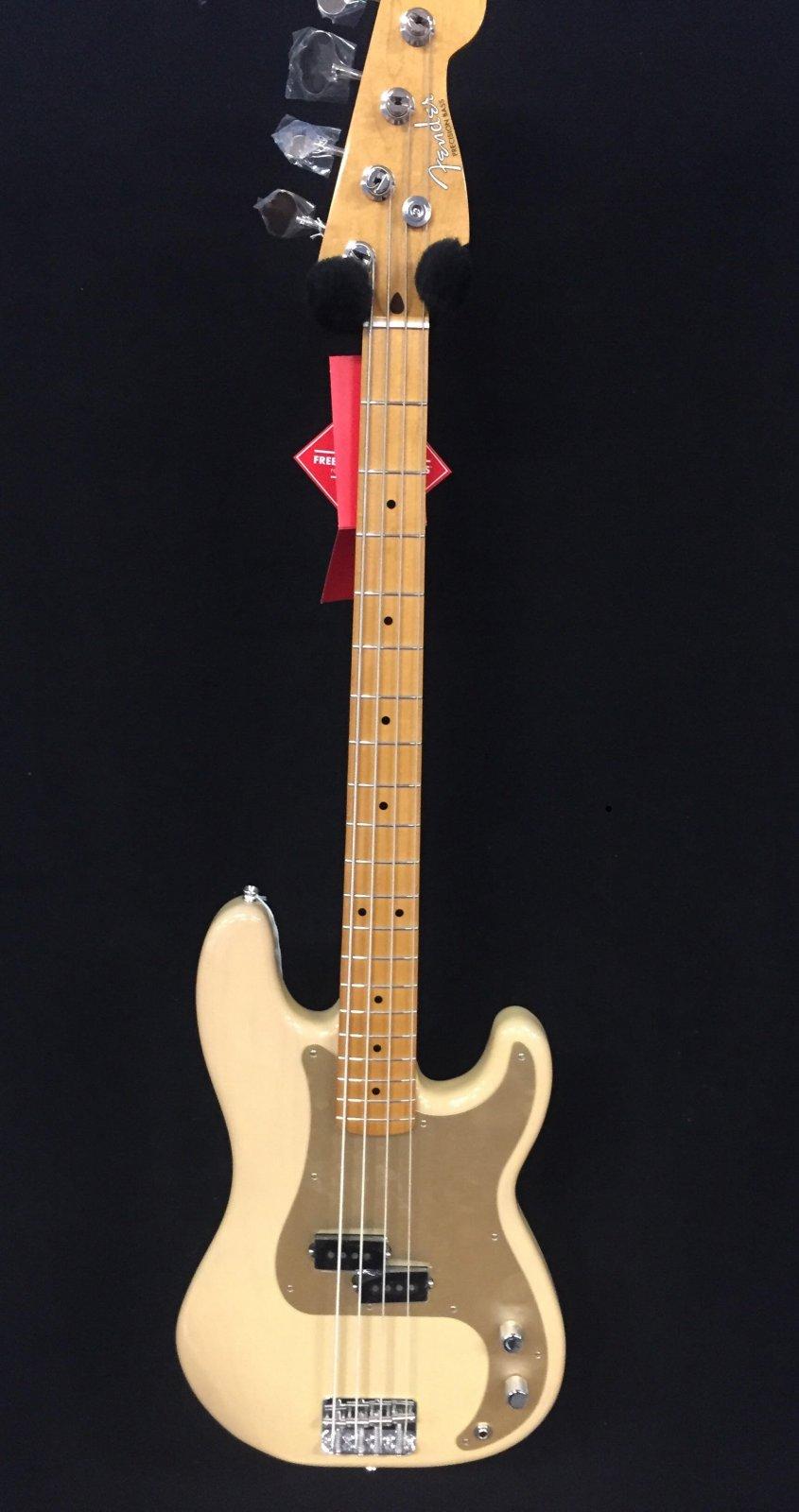 Fender Vintera 50's P Bass MN VBL