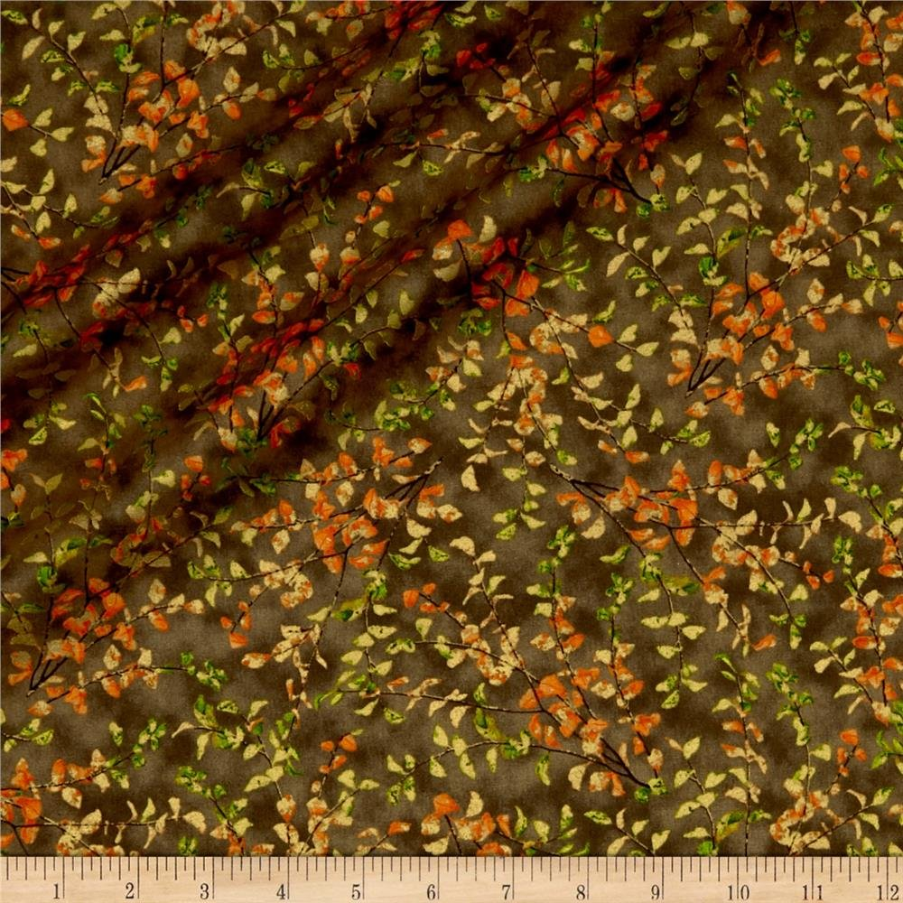 AUTUMN SHIMMER/QUILTING T
