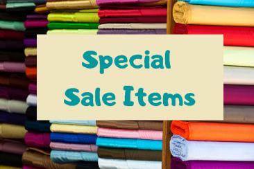 Special Sale Fabrics