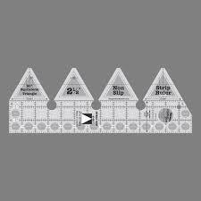 60 Degree Triangle Strip Ruler (2.5)
