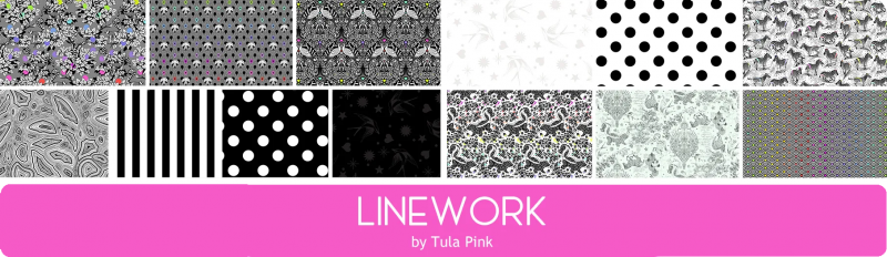 LineWork by Tula Pink