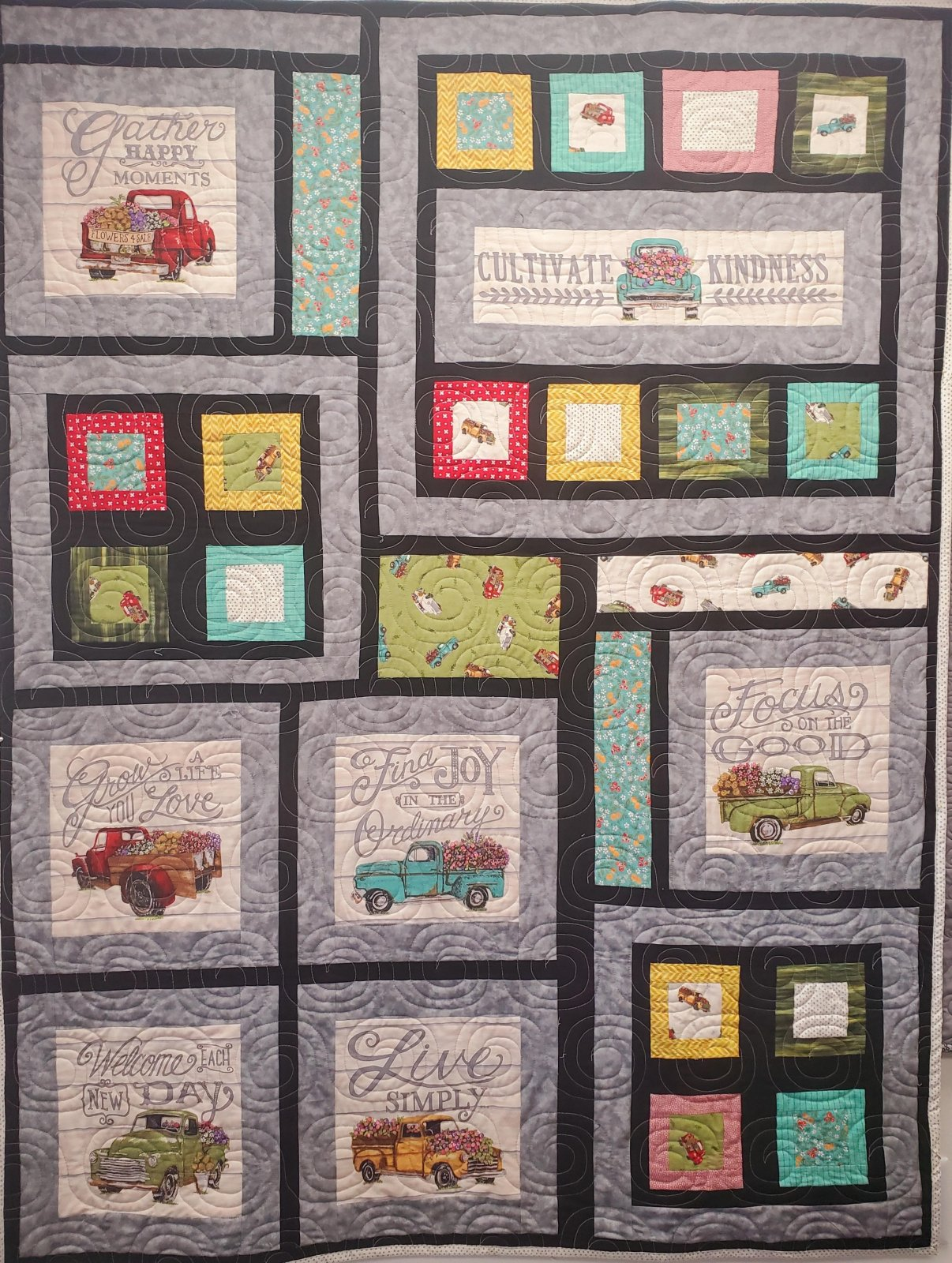 Cultivate Kindness Quilt Kit