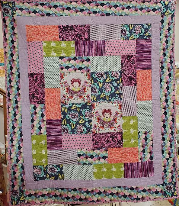 Elizabeth Quilt (Tula Pink Fabrics)