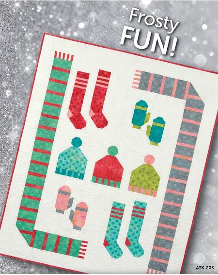 Frosty Fun Quilt KIT
