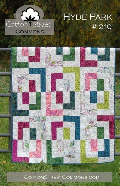 Hyde Park Quilt Kit