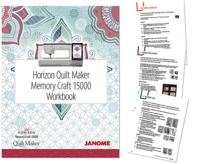 Horizon Workbook Memory Craft 15000