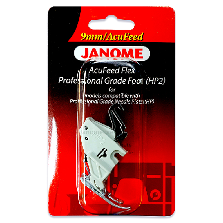 Janome  AcuFeed Flex Foot (HP2)