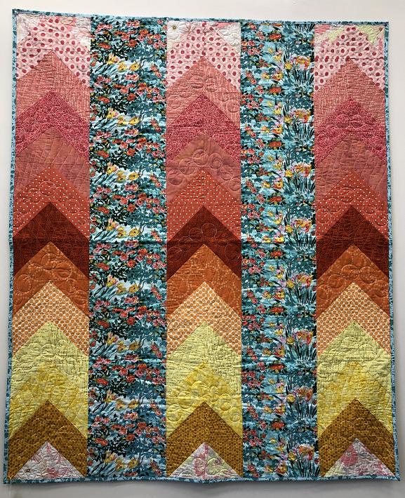 Kayla Quilt w/ Amy Butler Fabrics