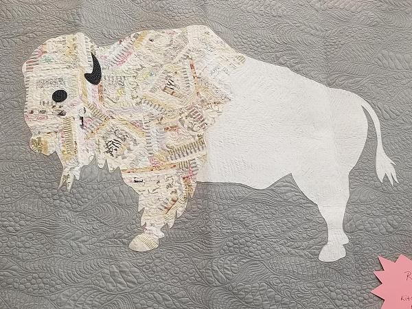 Roam Buffalo Quilt Kit