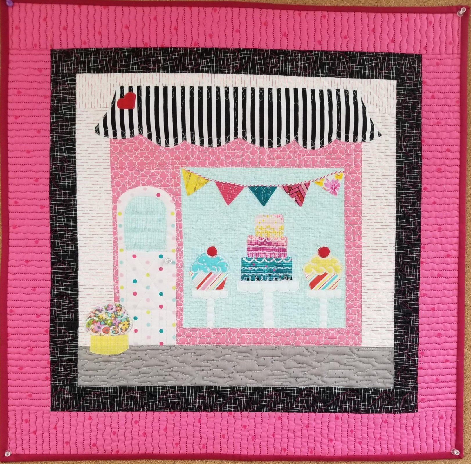 Tickled Pink Bakery Complete KIT