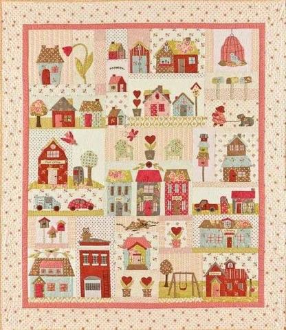 Tiny Town BOM Fabric Bundle
