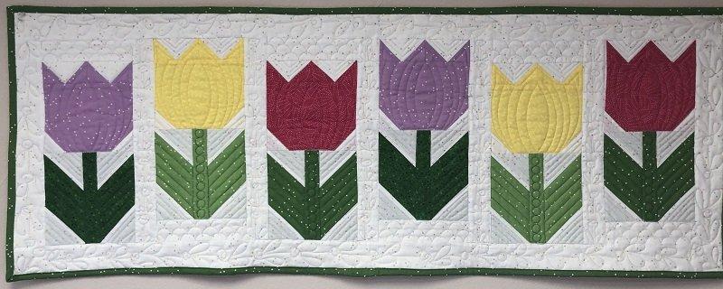 Tulip Table Runner Kit