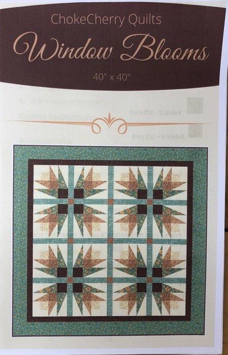 Window Blooms Pattern