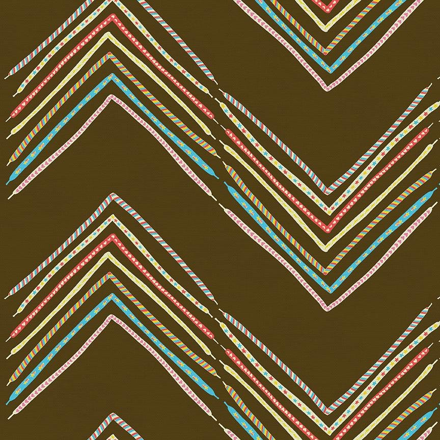 Let the Good Times Roll - Chevron Laces