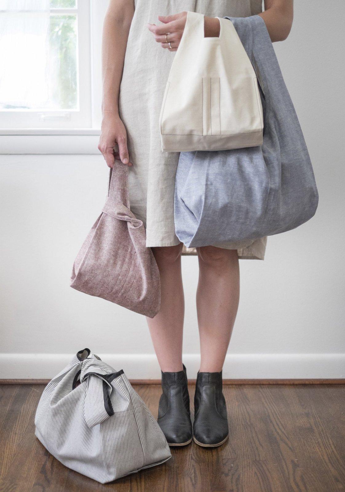 Grainline Studio Stowe Bag Pattern