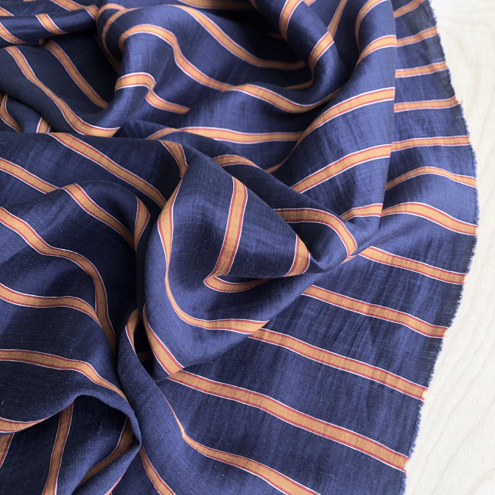 Designer Deadstock Italian Linen Blend - 59