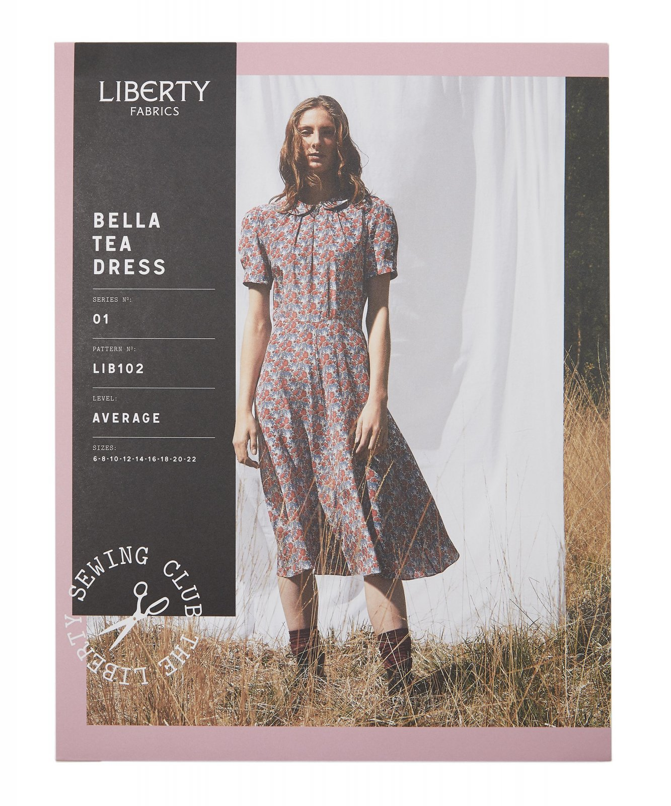 Liberty Fabrics Bella Tea Dress