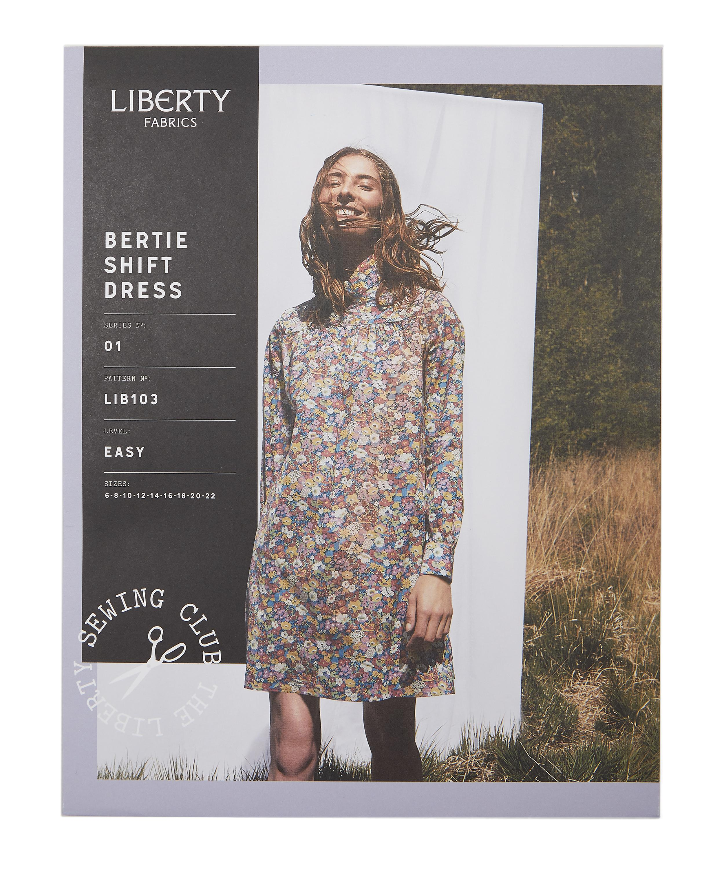 Liberty Fabrics Bertie Shift Dress