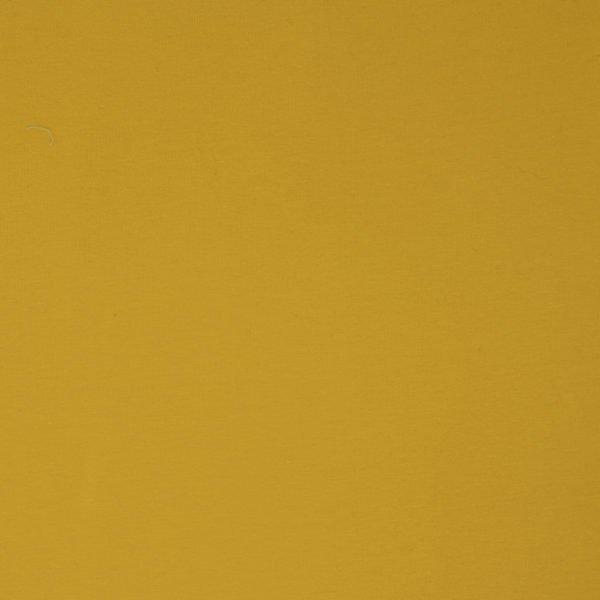 Organic Cotton Blend Jersey - Marigold