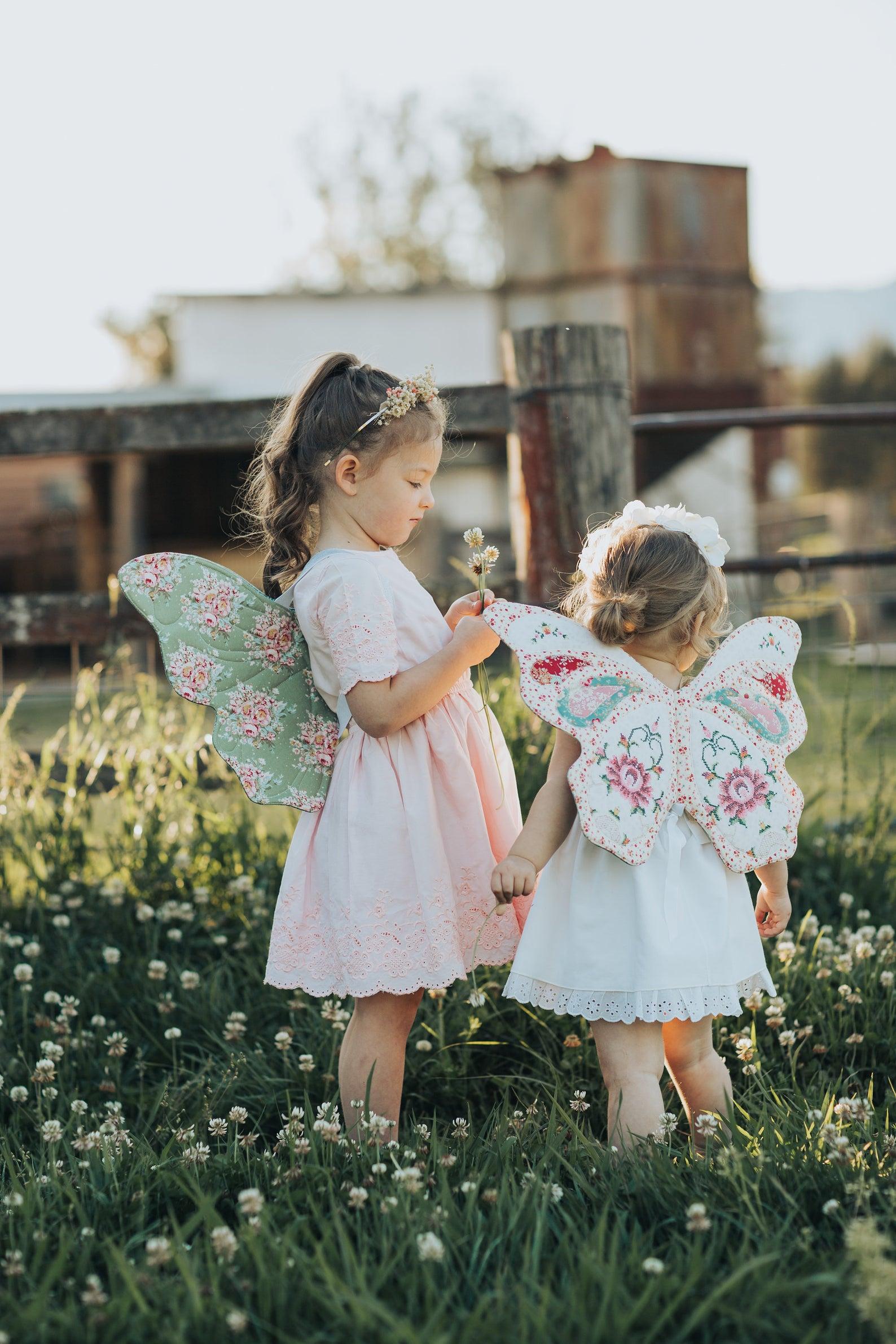 Butterfly Wings Sewing Pattern